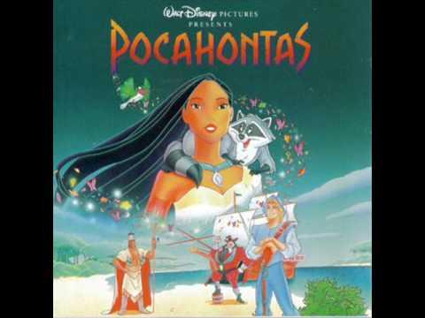 Pocahontas soundtrack- If I Never Knew You