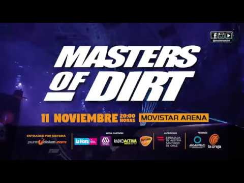 Masters of Dirt Chile Trailer