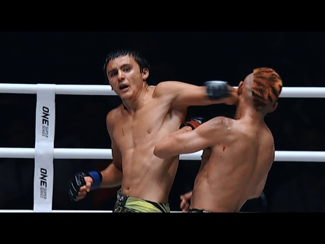 ONE Championship: Hunt for the first-ever ONE Bantamweight Kickboxing World Champion