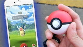 How to Use Pokéball Plus with Pokemon GO App (Syncing with Pokeball Plus and Controls on Pokemon GO)