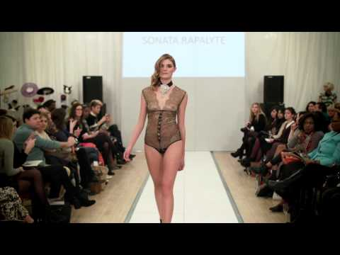 Sonata Rapalyte - The Catwalk Edit LFW Feb 2015