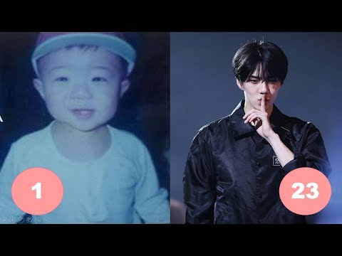 Sehun EXO Childhood | From 1 To 23 Years Old