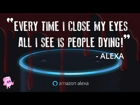 Scary Things Alexa & Siri Say Are Cause For Concern