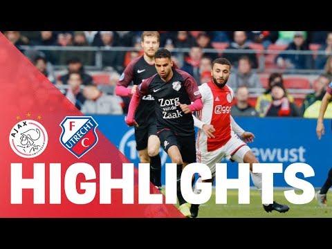 HIGHLIGHTS | Ajax - FC Utrecht