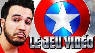 IL EST INCROYABLE ! (Captain America : Super Soldat)