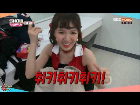 161018 Show Champion @ Red Velvet ENG SUBS