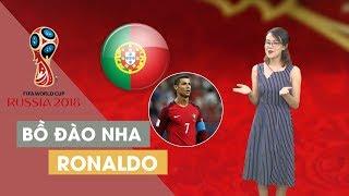 [ĐƯỜNG ĐẾN WORLD CUP 2018] Bồ Đào Nha và cơ hội cuối cho Ronaldo