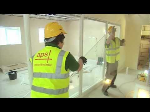 Office Partitioning Case Study - EOC Services