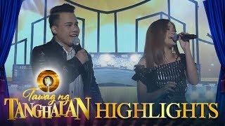 """Tawag ng Tanghalan: Noven Belleza and Janine Berdin perform """"Bituing Walang Ningning"""""""
