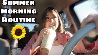 Teen Summer Morning Routine | 2019