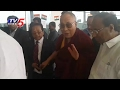 Dalai Lama in Amaravati; attends Women's Parliament..