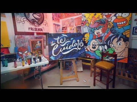 Dj Dever x Luister La Voz - Te Cuidare (Video Concepto)