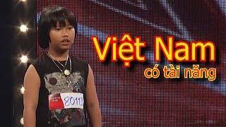 Việt Nam có tài năng
