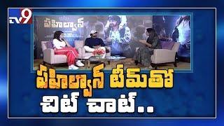 Pailwaan- Kiccha Sudeep, Aakansha- TV9 Exclusive Interview..