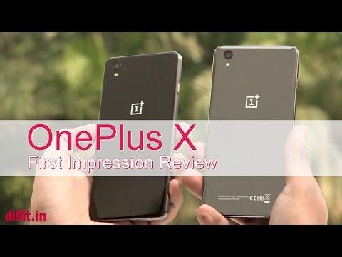 OnePlus X First Impressions  Digitin
