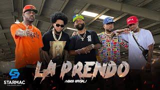 El Fother x El Fecho x Ceky Viciny x Musicologo x Lolo En El Microfono - La Prendo (Video Oficial)