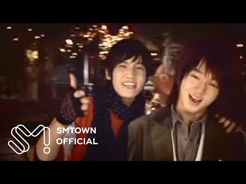 TVXQ! & SUPER JUNIOR 동방신기 & 슈퍼주니어 'Show Me Your Love' MV