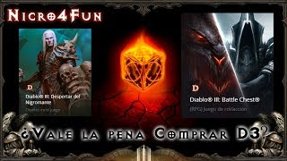 ¿Vale la pena comprar Diablo 3?