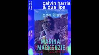 Marina Mackenzie - One Kiss (by Calvin harris and Dua Lipa) remix cover