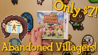 Loading Up A Used Copy Of Animal Crossing: New Leaf!