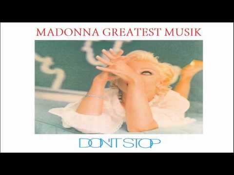 Madonna Don't Stop (Flange's Funked Up Extended Mix)
