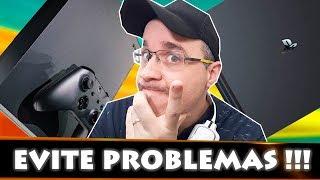 PS4 e XBOX ONE FAÇA ISSO AGORA e EVITE DOR DE CABEÇA !