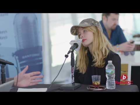 Live from Boston Calling 2017: Alexandra Savior interview