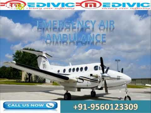 Medivic Aviation Air Ambulance Services in Agra