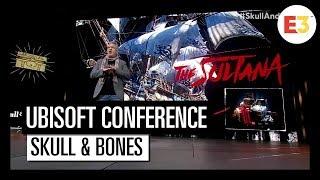 Skull & Bones - Trailer E3 2018