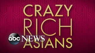 'Crazy Rich Asians' stars, author on making the film, Asian-American representation