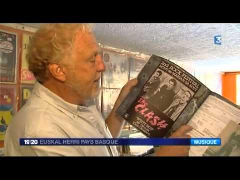 """Punk sur la ville"""" vu par Alain Gardinier"""