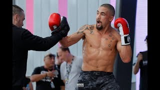UFC 234: Robert Whittaker Open Workout (Complete) - MMA Fighting