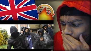 AMERICAN FIRST REACTION TO UK RAP DRILL/GRIME (PART 5) ft. SL, M Huncho, Rapman, Unknown T & MORE!