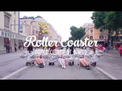 [KPOP IN PUBLIC CHALLENGE] 청하 (CHUNGHA) - Roller Coaster Dance Cover By B-Wild From Vietnam