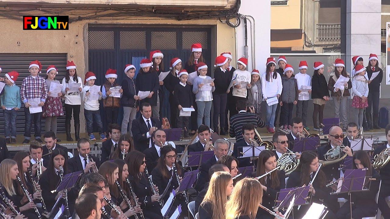 Concierto de Navidad 2016 - La Vilavella