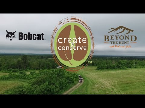 Bobcat Create And Conserve 2016 Kick-Off