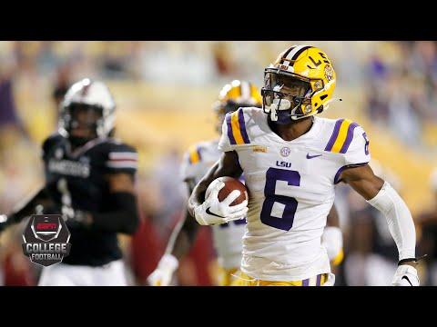 South Carolina Gamecocks vs. LSU Tigers | 2020 College Football Highlights