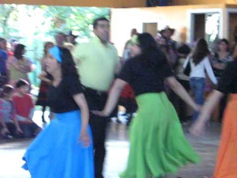 baile de twist en la escuela