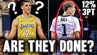 The Truth About Lamelo And Liangelo Ball | Is Their Future Bright?