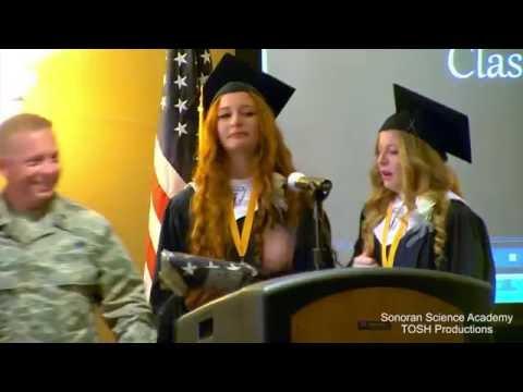 Sonoran Science Academy DM   Graduation Surprise