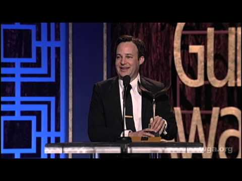 1:54 Danny Strong wins the 2013 Writers Guild Award Long Form ...