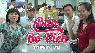 Việt Hương - Ăn Bún Bò Viên Cùng Việt Hương, Nhóm Hài Cà Tưng (Xuân Nghị, Thanh Tân, Lâm Vỹ Dạ)