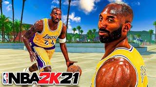 *RARE* KOBE BRYANT BUILD - POST SCORING SHOT CREATOR in NBA 2K21