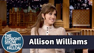 Tom Hanks Was the Guy Who Married Allison Williams