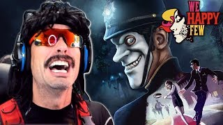 DrDisRespect Playing WE HAPPY FEW For The First Time (8/17/18)  (1080p60)