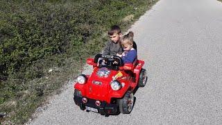 Baby Car-Makina per femije