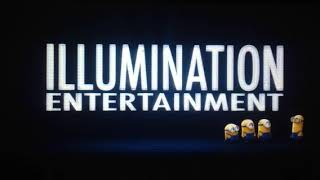Illumination Entertainment Logo History (2010-2019)