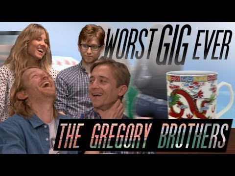 The Gregory Brothers - Worst Gig Ever: Episode 3 - Smashpipe comedy