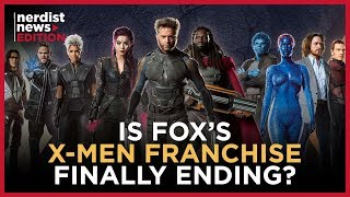 Is Fox's X-Men Franchise Finally Ending? (Nerdist News Edition)