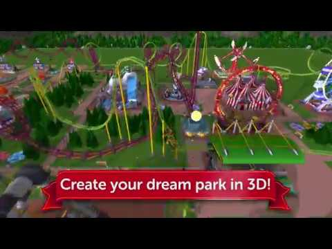 Играй RollerCoaster Tycoon Touch На ПК 2